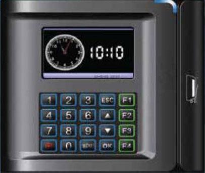 Relojes Control De Asistencia De Huella Digital